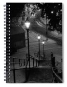 St. Mary's Stairs  Spiral Notebook