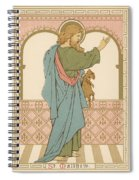 St Matthew Spiral Notebook