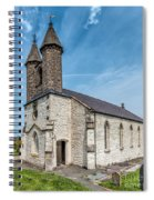 St Michael Church Spiral Notebook
