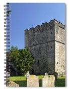 St Michael's Church - Shalfleet Spiral Notebook