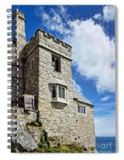 St Michael's Mount 2 Spiral Notebook