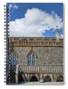 St Michael's Mount 3 Spiral Notebook