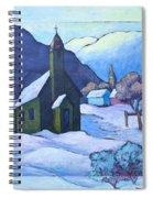 St Michaels Spiral Notebook