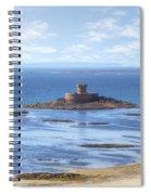 St Ouen's Bay Spiral Notebook
