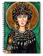 St Patricia Spiral Notebook