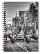 St Patrick Spiral Notebook