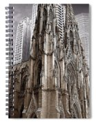 St. Patricks Cathedral  Spiral Notebook