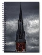St. Patricks Spire  Spiral Notebook