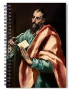 St Paul Spiral Notebook