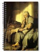 St. Paul In Prison Spiral Notebook