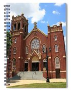 Hamel Illinois - St. Paul's Spiral Notebook