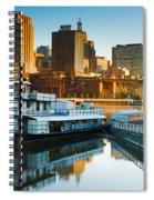 St Paul Tug Spiral Notebook