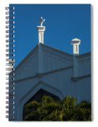 St Paul's In Key West Spiral Notebook
