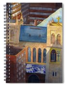St Pauls Nyc Spiral Notebook