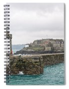 St Peter Port - Guernsey Spiral Notebook
