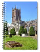 St Peter's Church - Tiverton Spiral Notebook