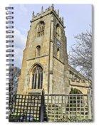 St Peter's Parish Church Spiral Notebook