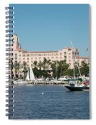 St. Pete's Vinoy Hotel Spiral Notebook