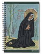 St. Philippine Duchesne 259 Spiral Notebook