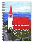 St. Philip's Church Spiral Notebook