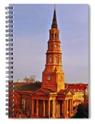 St Phillips Spiral Notebook