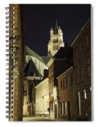 St Saviour Cathedral  Spiral Notebook