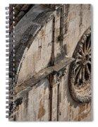 St. Saviour Church Window Spiral Notebook