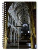 St. Severin Church In Paris France Spiral Notebook