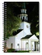 St Simons Island Presbyterian Church Spiral Notebook