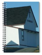 St. Theresa's Church  Spiral Notebook