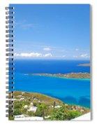 St. Thomas  Spiral Notebook