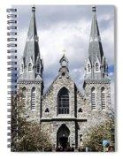 St. Thomas Of Villanova 2 Spiral Notebook