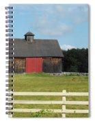 Stable Spiral Notebook