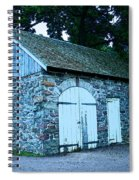 Stables Spiral Notebook