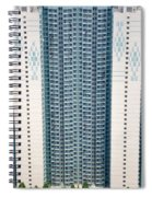 Stacked Housing Spiral Notebook