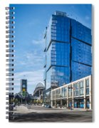 Stadium Place Apartments Spiral Notebook
