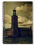 Stadshuset Spiral Notebook