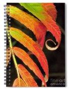 Staghorn Sumac Spiral Notebook