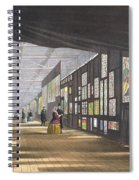 Stained Glass Gallery, From Dickinsons Spiral Notebook
