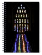 Stained Glass II Spiral Notebook