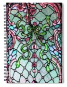Stained Glass Window -2 Spiral Notebook