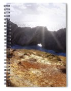 Stair Hole Cove Dorset Spiral Notebook