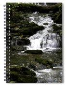 Stair Step Falls Five Spiral Notebook