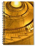 Stair Way To Justice Spiral Notebook