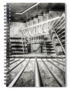 Staircase I Spiral Notebook