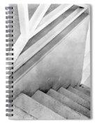 Staircase, Mexico City, C.1924 Spiral Notebook