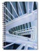 Staircase, Reykjavik Library Spiral Notebook