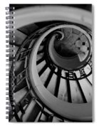 Staircase Spiral Notebook