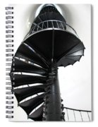 Staircase To Heaven Spiral Notebook