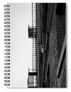 Stairs To Heaven Spiral Notebook